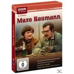 Film: Maxe Baumann  von Gerd E. Schäfer, Margot Ebert, Helga Hahnemann von Peter Hill mit Rolf Herricht, Helga Hahnemann, Traute Sense, Gerd E. Schäfer, Heinz Behrens, Margot Ebert