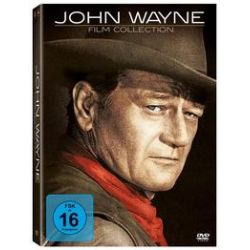 Film: John Wayne Collection  von Bernhard Wicki, Michael Curtiz, John Huston mit John Wayne