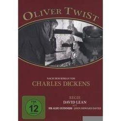 Film: Oliver Twist  von Charles Dickens von David Lean mit Kay Walsh, Alec Guinness, Robert Newton