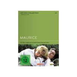Film: Maurice (Arthaus Literatur)  von James Ivory, Kit Hesketh-Harvey, E. M. Forster von James Ivory mit James Wilby, Hugh Grant, Ben Kingsley