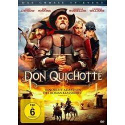 Film: Don Quichotte  von Peter Yates mit John Lithgow, Bob Hoskins, Isabella Rossellini, Vanessa Williams