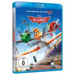 Film: Planes (Blu-ray)  von Jeffrey M. Howard von Klay Hall mit Walt Disney