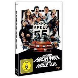 Film: Auf dem Highway ist die Hölle los  von Hal Needham mit Burt Reynolds, Roger Moore, Farrah Fawcett, Dom DeLuise, Dean Martin, Sammy Davis Jr., Jack Elam, Adrienne Barbeau, Terry Bradshaw, Jackie