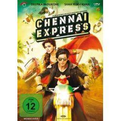 Film: Chennai Express  von Robin Bhatt, K. Subhash, Sajid, Yunus Sajawal, Farhad von Raam Shetty mit Shahrukh Khan, Deepika Padukone, Rani Mukerji, Rajnikanth