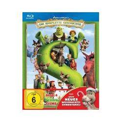 Film: Shrek - Die komplette Geschichte (Plus: Mein neues Weihnachts-Shrektakel)  von Jeffrey Price, Howard Michael Gould, Andrew Adamson, J. David Stern, David N. Weiss, Roger S. H. Schulman, Joe