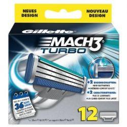 Gillette MACH3 Turbo Klingen