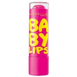 Maybelline Jade Baby Lips Balm, Pink Punch, 1er Pack (1 x 4 g)