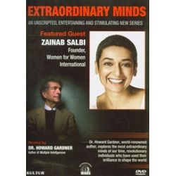 Extraordinary Minds: Zainab Salbi (DVD)