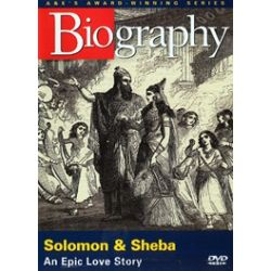 Biography: Solomon & Sheba - An Epic Love Story (DVD 1996)
