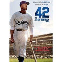 42 (DVD + UltraViolet) (DVD 2013)