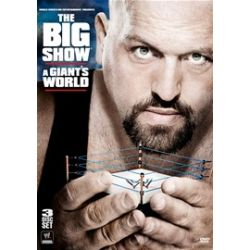 WWE: The Big Show - A Giant's World (DVD 2010)