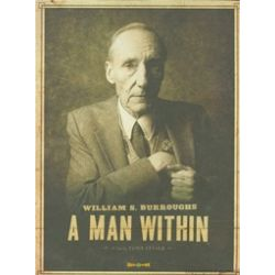 William S. Burroughs: A Man Within (DVD 2010)