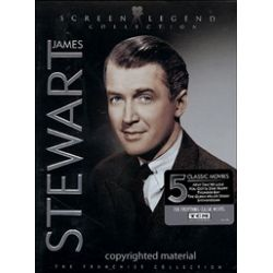 James Stewart: Screen Legend Collection (DVD)