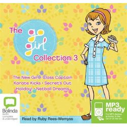 Go Girl! Collection #3 (MP3) Audio Book (MP3 CD) by Various Authors, 9781486200450. Buy the audio book online.
