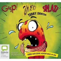 Gasp! Zapt! Splat! Audio Book (Audio CD) by Terry Denton, 9781741635232. Buy the audio book online.