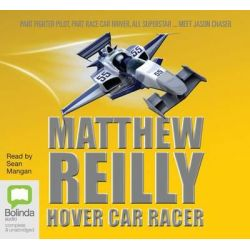 Hover Car Racer Audio Book (Audio CD) by Matthew Reilly, 9781740948647. Buy the audio book online.