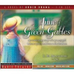 Anne of Green Gables Audio Book (Audio CD) by Lucy Maud Montgomery, 9781589975026. Buy the audio book online.