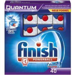 Finish Powerball Quantum, 40 Tabs