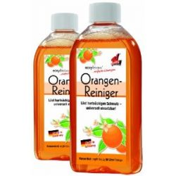TV - Unser Original easy maxx Orangenreiniger-Set 3tlg., 1er Pack (1 x 1 l)
