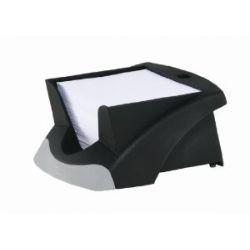 Durable 771401 Note Box Zettekasten, 1 Stück, schwarz