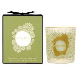 Abahna Mandarin & Sicilian Bergamot Minis Scented Mini Candle 70 g 1er Pack(1 x 70 g)