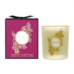 Abahna Frangipani & Orange Blossom Minis Scented Mini Candle 70 g 1er Pack(1 x 70 g)