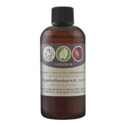 Bio Hagebuttenkernöl, nativ - Rosa Canina - 100% reines Basisöl - Organisch zertifiziert - 100ml