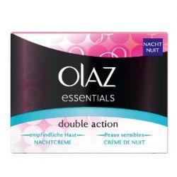 Olaz Essentials Aufbauende Nachtcreme, 50ml