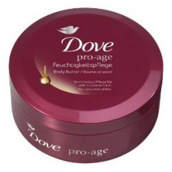 Dove Pro Age Reichhaltige Body Butter, 250ml, 3er Pack