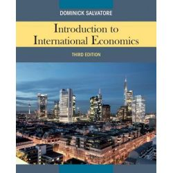 Introduction to International Economics, CourseSmart : 3rd Edition by Dominick Salvatore, 9780470934890.