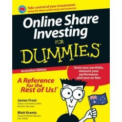 Online Share Investing For Dummies, Australian Edition by James Frost, 9780731409402.
