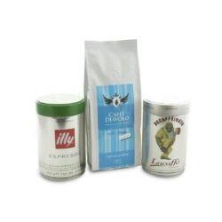 Caffe Diavolo - Entcoffeiniertes Decaffeinato Probier-Set in grani, 3 x 250g