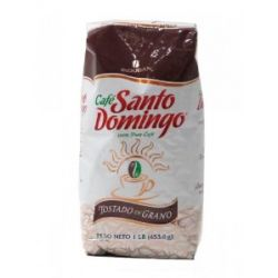 Café Tostado en Grano, SANTO DOMINGO, Dom Rep Kaffee ganze Bohnen