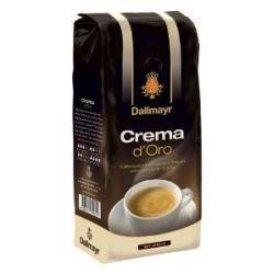 Dallmayr Crema d'oro mild und fein in Bohne, 1er Pack (1 x 1000 g Beutel)