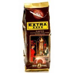 2 x Caffe New York EXTRA XXXX Bohnen, Beutel mit 250 g