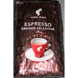 Julius MEINL Kaffee Präsident Espresso, ganze Bohnen, 5 Packungen mit jeweils 500 g, gesamt 2.5 KG