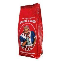 Mamis Caffe, Espresso Crema, 1000g, Bohnen