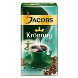 Jacobs Balance, Kaffee, Gemahlen, 500 gramm