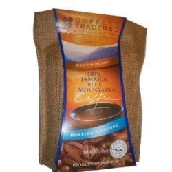 Coffee Traders 100% Jamaica Blue Mountain Kaffee Gemahlen (227g)
