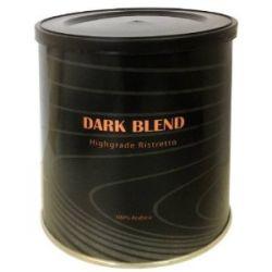 Dark Blend Ristretto fein gemahlen by J. Hornig, 250 g, 3er Pack (3 x 250 g)