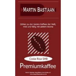 M.B. Premium Kaffee Costa Rica SHB 500gr.-gemahlen