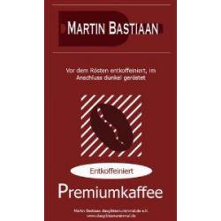 M.B. Premium Kaffee Entkoffeiniert 1000 gr.-gemahlen