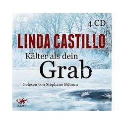 Hörbücher: Kälter als dein Grab  von Linda Castillo