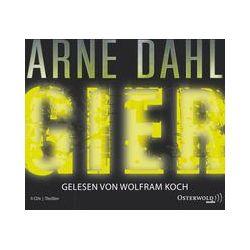 Hörbücher: Gier  von Arne Dahl