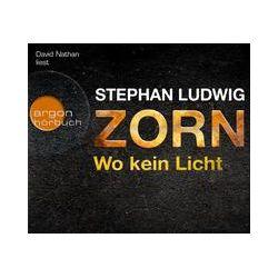 Hörbücher: Zorn - Wo kein Licht  von Stephan Ludwig