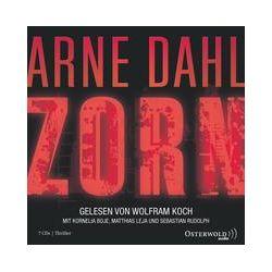Hörbücher: Zorn  von Arne Dahl