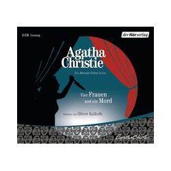 Hörbücher: Vier Frauen und ein Mord  von Agatha Christie
