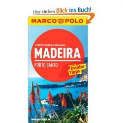 MARCO POLO Reiseführer Madeira, Porto Santo [Taschenbuch] [Taschenbuch]