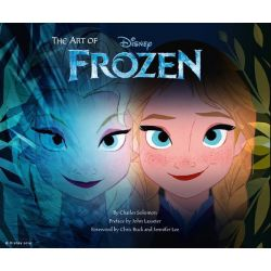 The Art of Frozen by Charles Solomon, 9781452117164.