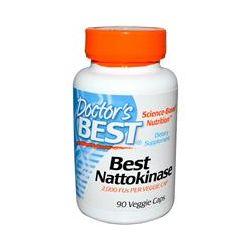 Doctor's Best, Best Nattokinase, 90 Veggie Caps